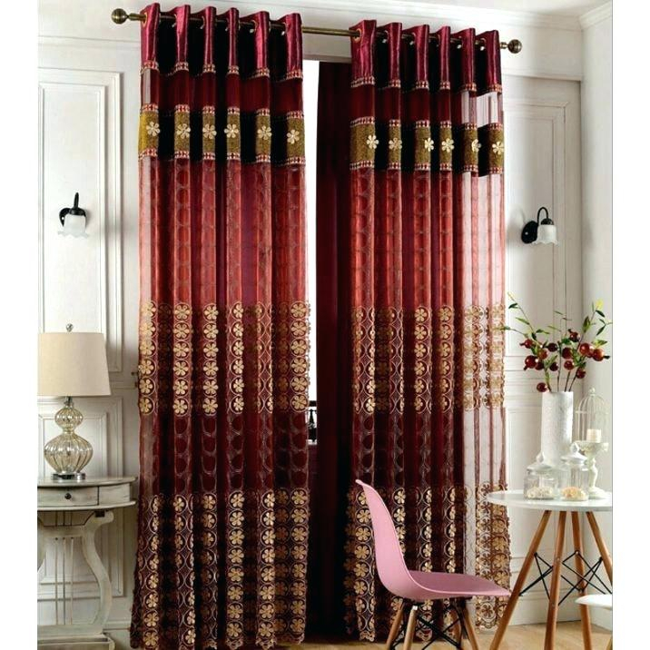 Thermaback Blackout Curtains – Acane With Regard To Eclipse Corinne Thermaback Curtain Panels (View 25 of 29)