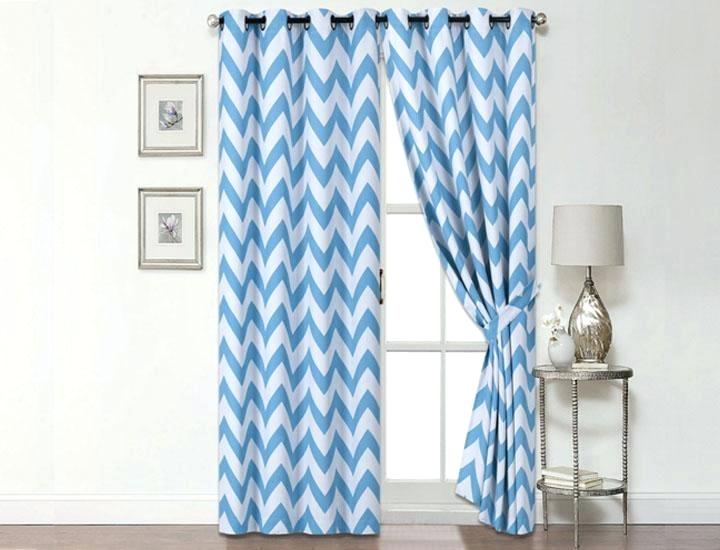 Thermal Blackout Curtains Pertaining To Insulated Thermal Blackout Curtain Panel Pairs (#39 of 50)