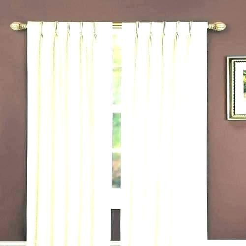 Thermal Curtains Pinch Pleat Blackout Drapes Draperies Inch Intended For Sateen Woven Blackout Curtain Panel Pairs With Pinch Pleat Top (View 26 of 40)