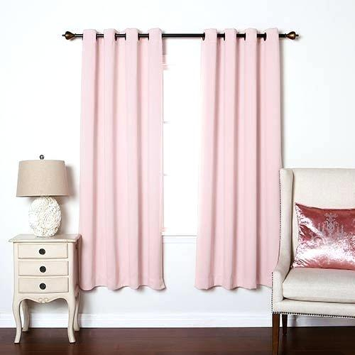 Thermal Insulated Blackout Curtains – Acane For Solid Thermal Insulated Blackout Curtain Panel Pairs (View 48 of 50)