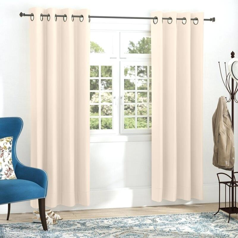 Thermal Insulated Curtains – Gerardhanberry Pertaining To Cooper Textured Thermal Insulated Grommet Curtain Panels (View 47 of 50)