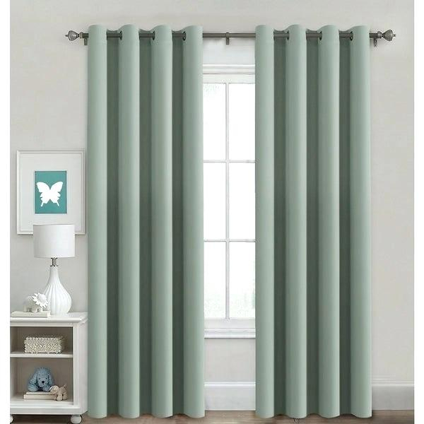 Thermal Insulated Curtains – Gerardhanberry With Regard To Thermal Insulated Blackout Grommet Top Curtain Panel Pairs (#42 of 50)