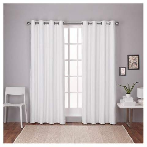 Thermal Insulated Curtains – Shopstyle For Duran Thermal Insulated Blackout Grommet Curtain Panels (View 16 of 29)