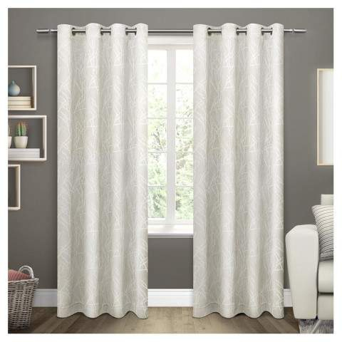Thermal Insulated Curtains – Shopstyle Throughout Cyrus Thermal Blackout Back Tab Curtain Panels (#30 of 39)