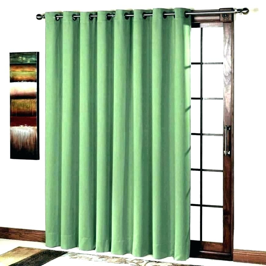 Thermal Patio Door Curtains – Keny (View 42 of 50)