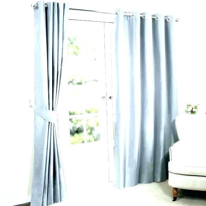 Thermal Sheer Curtains Aurora Home Floral Lace Overlay With Thermal Insulated Blackout Grommet Top Curtain Panel Pairs (#43 of 50)