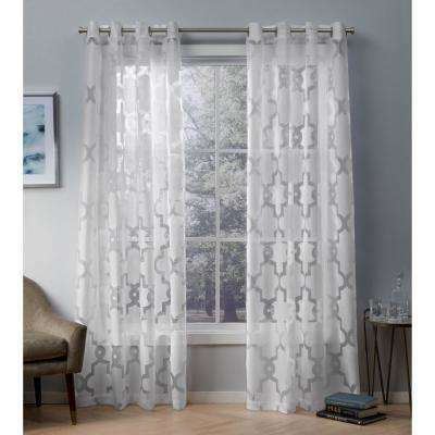 Thermal Sheer Curtains – Overthedoororganizer (View 28 of 38)