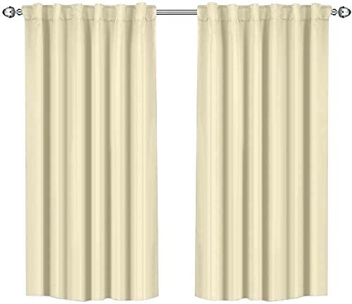 Thermal Window Curtains – Acane With Regard To Raw Silk Thermal Insulated Grommet Top Curtain Panel Pairs (#43 of 46)