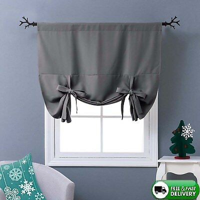 Thermalogic Prescott Insulated Tie Up Window Shade – $ (View 15 of 45)