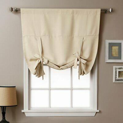 Thermalogic Prescott Insulated Tie Up Window Shade – $ (View 26 of 45)