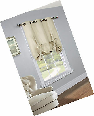 Thermalogic Prescott Insulated Tie Up Window Shade – $ (View 32 of 45)