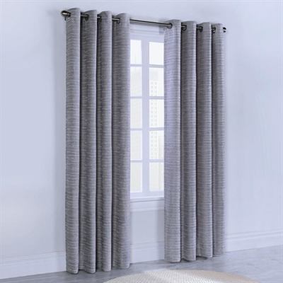 Thermalogic Thermalace, Grommet, Ivory, 52 X 84 | Price Throughout Archaeo Slub Textured Linen Blend Grommet Top Curtains (View 32 of 37)