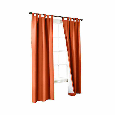 Thermalogic Weather Insulated Cotton Fabric 80 X 63 Tab Pertaining To Insulated Cotton Curtain Panel Pairs (#41 of 50)