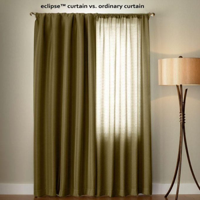 Tips: Fresh Eclipse Thermal Curtains Your House Decor Pertaining To Eclipse Kendall Blackout Window Curtain Panels (#18 of 19)