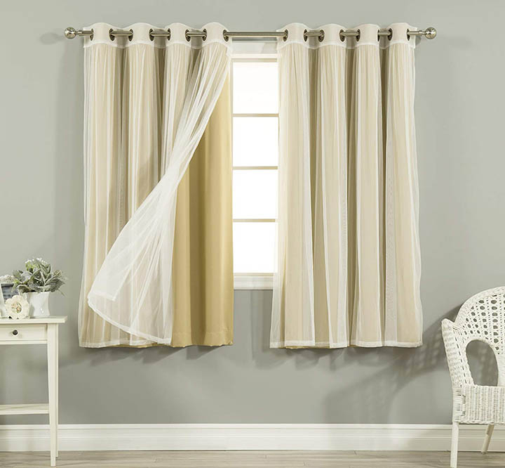 Top 10 Best Blackout Curtains Of 2019 – Buyer's Guide In Mix And Match Blackout Blackout Curtains Panel Sets (#48 of 50)