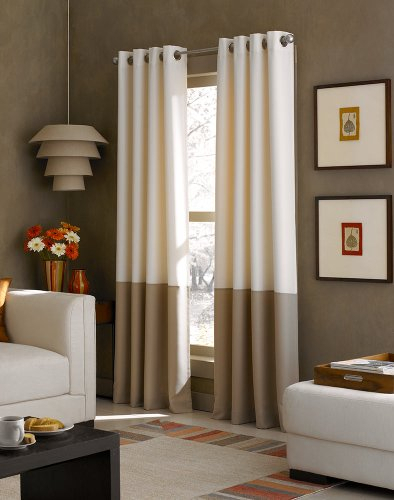 Top 10 Modern Curtains Of 2019 | No Place Called Home With Regard To Archaeo Jigsaw Embroidery Linen Blend Curtain Panels (#24 of 25)