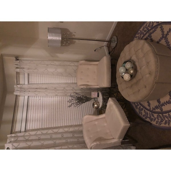 Top Product Reviews For Madison Park Laya Fretwork Burnout Pertaining To Laya Fretwork Burnout Sheer Curtain Panels (View 8 of 38)