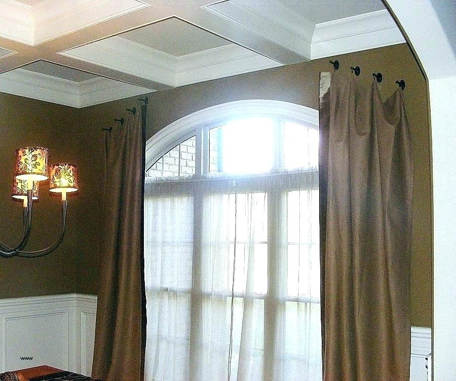 Top Window Curtains – Jelajah In Baroque Linen Grommet Top Curtain Panel Pairs (View 45 of 48)