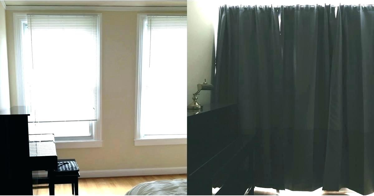 Total Blackout Curtains – Lebaux (View 25 of 31)