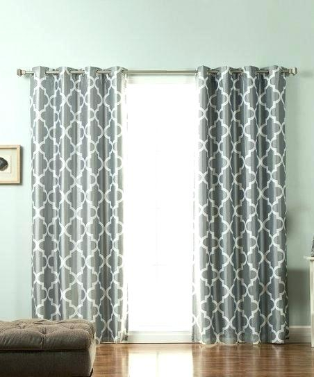 Trellis Curtain Panels – Octaviotrigg (View 14 of 50)