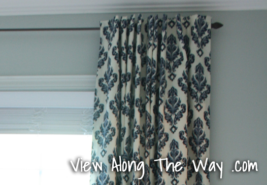 Tutorial: How To Sew Diy Black Out Lined Back Tab Curtains Within Knotted Tab Top Window Curtain Panel Pairs (#37 of 50)