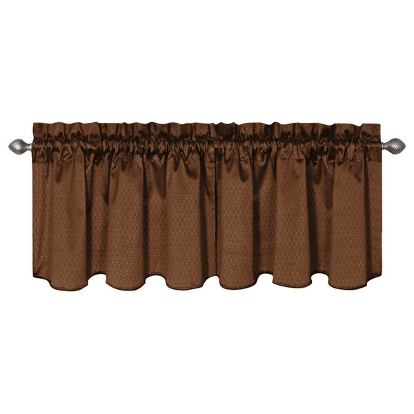 Valances For Living Room | Wayfair Regarding Luxury Collection Summit Sheer Curtain Panel Pairs (#49 of 50)