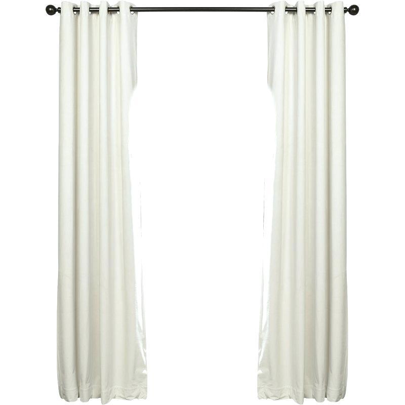 Velvet Blackout Curtains – Badqueer (View 41 of 50)