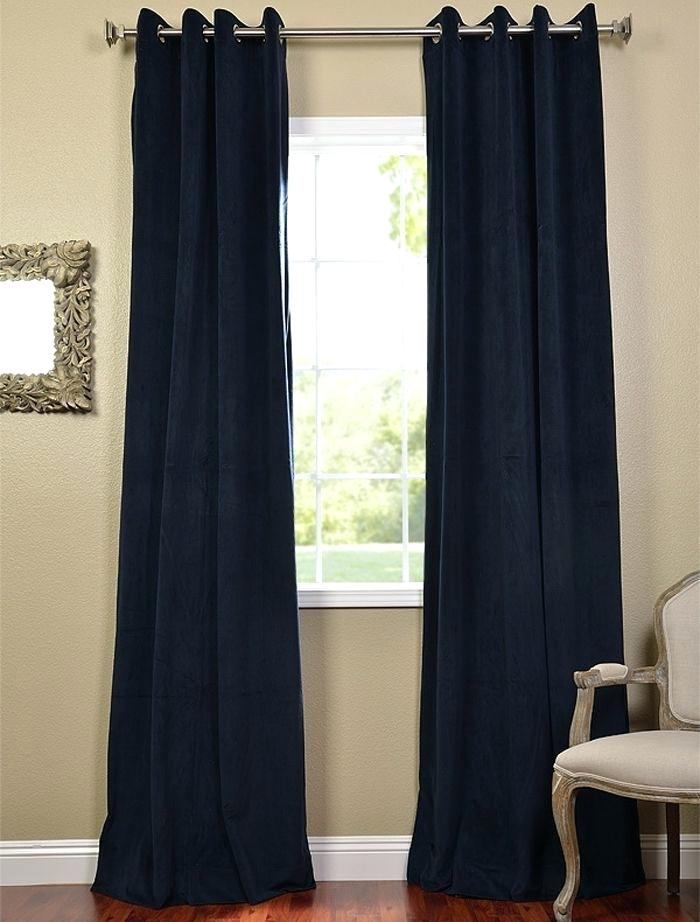 Velvet Blackout Curtains – Gamingplay (#46 of 50)