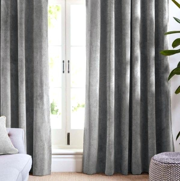 Velvet Blackout Curtains – Gamingplay (#50 of 50)