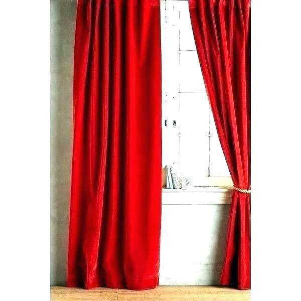 Velvet Curtain Panels – Sincelejonoticias (View 32 of 50)