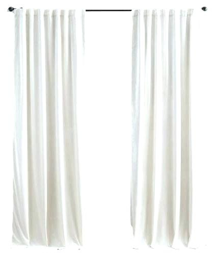 Velvet Curtain Panels – Thersabrent (View 28 of 50)
