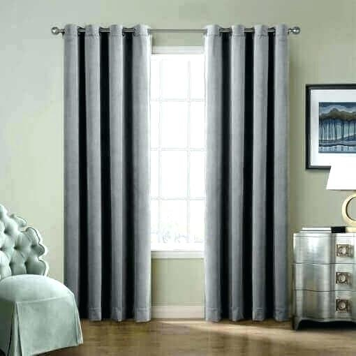 Velvet Curtain Panels – Trndyofficial (View 47 of 50)