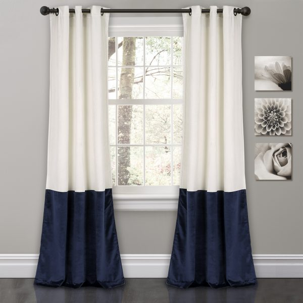 Velvet Room Darkening Window Curtain Set (View 36 of 43)