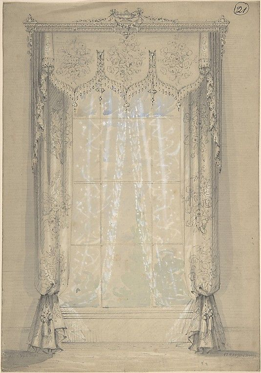 Victorian Design For Drapery Panels & Valance | Drapes With Luxurious Old World Style Lace Window Curtain Panels (View 50 of 50)