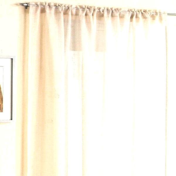 Voile Curtain Panel – Luketucker (View 39 of 41)