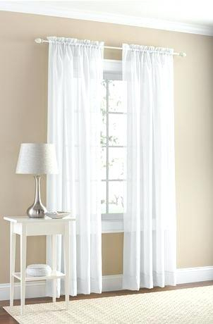 Voile Curtain Panel – Robintwyman (View 47 of 50)