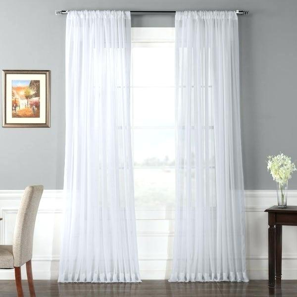 Voile Sheer Curtains – Markberge (#49 of 50)