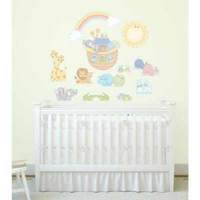 Wall Applique – Wall Decals – Wall Decor – The Home Depot With The Gray Barn Kind Koala Curtain Panel Pairs (View 19 of 50)