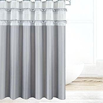 Water Repellent Bathroom Window Curtains – Cloudconsult With Classic Hotel Quality Water Resistant Fabric Curtains Set With Tiebacks (#47 of 50)