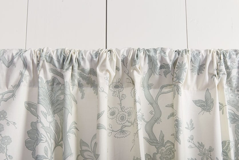 What's The Best Way To Hang Your Drapery? Throughout Double Pinch Pleat Top Curtain Panel Pairs (#49 of 50)