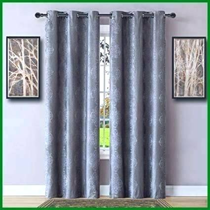 White Blackout Curtains 108 Long Inch Es Inches Curtain Pertaining To Faux Linen Extra Wide Blackout Curtains (View 46 of 50)