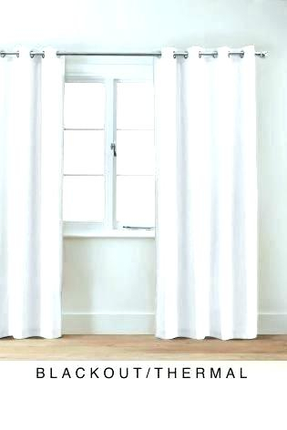 White Cotton Curtains – Jpeterprise (View 49 of 50)