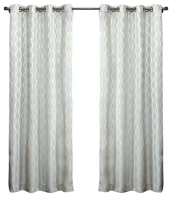 White Curtain Panels 96 – Karenlighting (View 47 of 48)