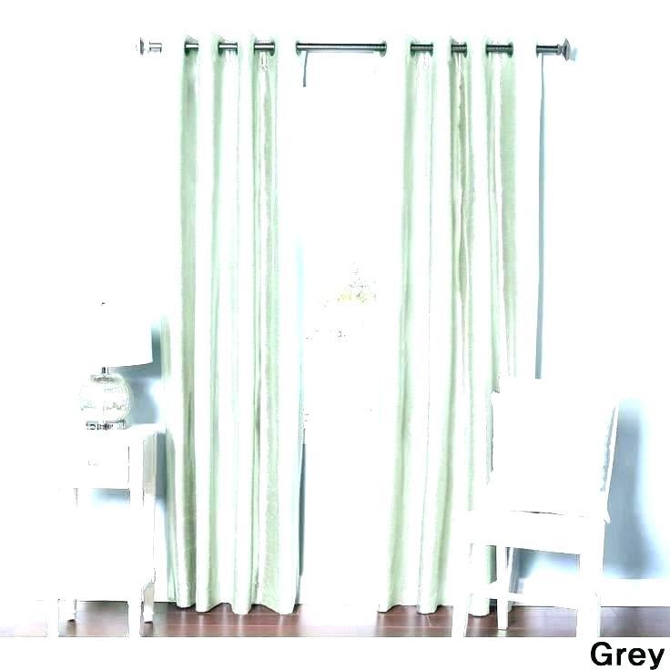 White Faux Silk Taffeta Curtains – Delmybrar (View 47 of 50)