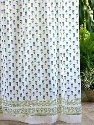 White Floral Sheer Curtains Lace Curtain Valance X – Dnote For Overseas Leaf Swirl Embroidered Curtain Panel Pairs (View 46 of 50)