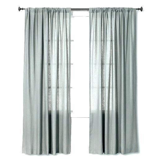 White Linen Curtains – Codien (#49 of 50)