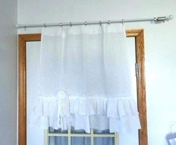 White Linen Window Panels Buy Curtain Pencil Pleat Custom Regarding Ruffle Diamond Curtain Panel Pairs (View 24 of 50)