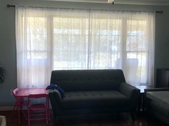 White Sheer Curtain Panels – Joseperalta (View 42 of 50)