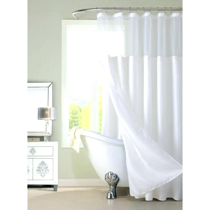 White Sheer Curtains Inches Inch 96 Long Shower Curtain C For Baroque Linen Grommet Top Curtain Panel Pairs (View 48 of 48)