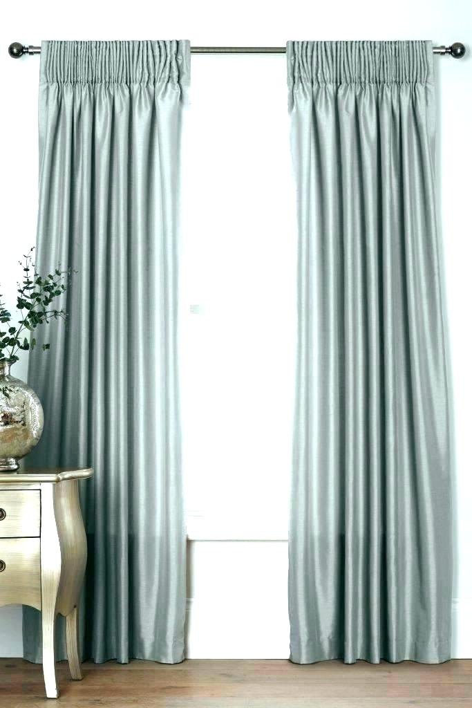White Silk Curtain Panels – Friv100Games (View 22 of 50)